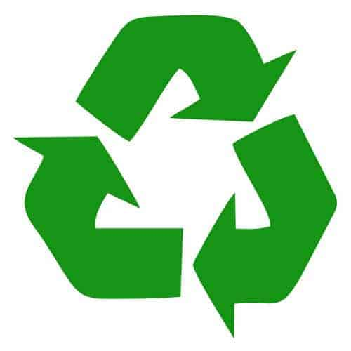 Sassy-Stickers-Recycle-Symbol-Green-Decal