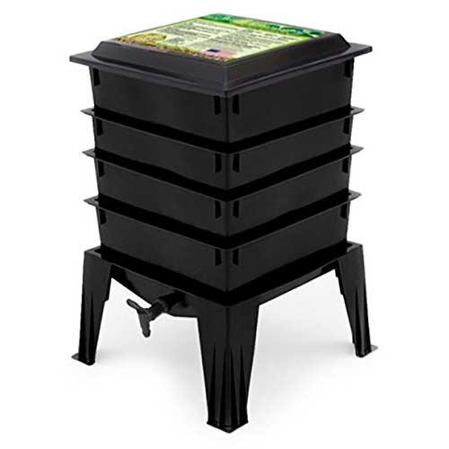 Worm-Factory-360-WF360B-vermicomposting-composter-bin