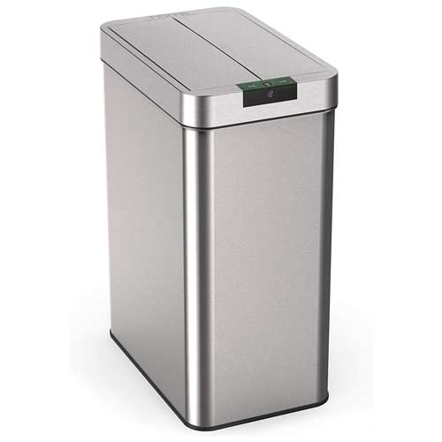 hOmeLabs-13-Gallon-Automatic-Trash-Can