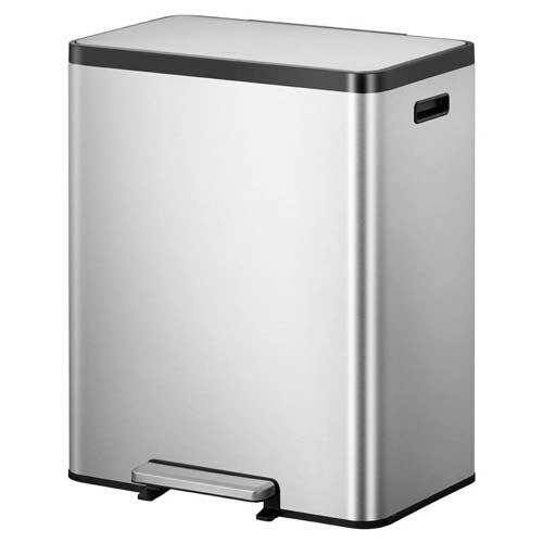 EKO-EcoCasa-II-Recycle-Trash-Can