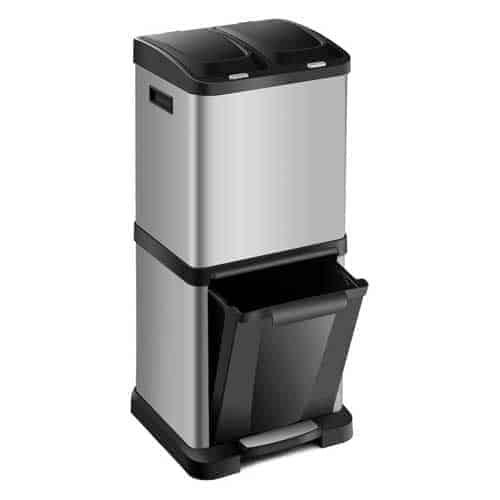 Goplus-Step-Trash-Can-&-Recycle-Bin