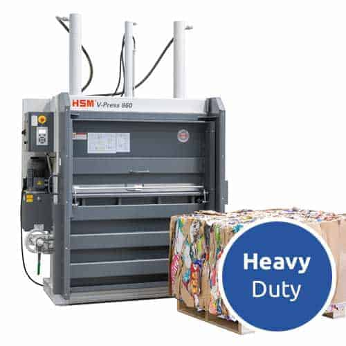 HSM-V-Press-860-plus-b-heavy-duty-cardboard-baler