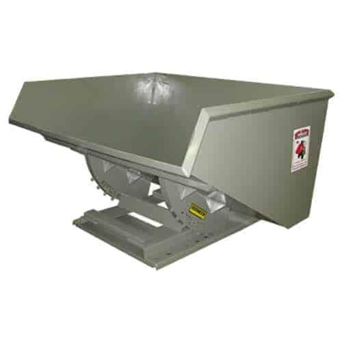 Low-Profile-Dumping-Hopper