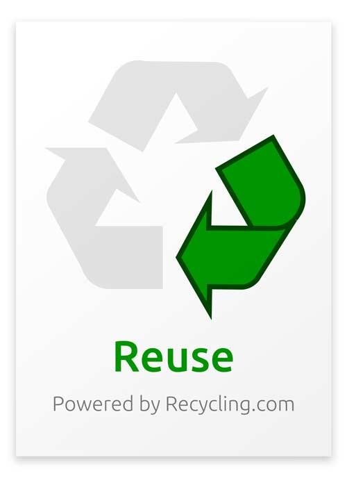reuse-reusing-step-symbol-logo-green