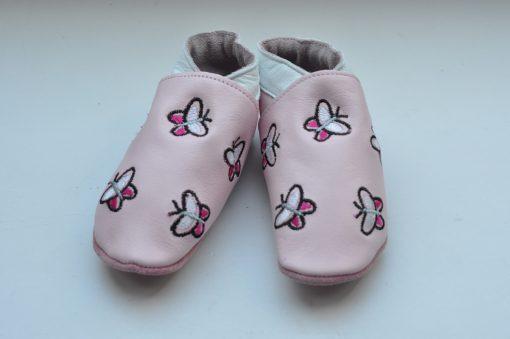 Babyslofje vlinder