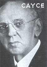 """Edgar CAYCE a donné près de 14000 """"lectures"""" de remèdes efficaces et de diagnostics* précis et reconnus par le corps médical"""