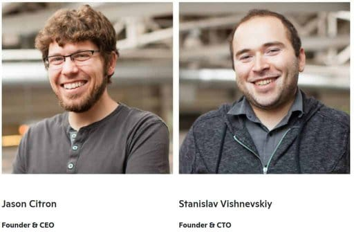 discord founders jason citron and stanislav vishnevskiy