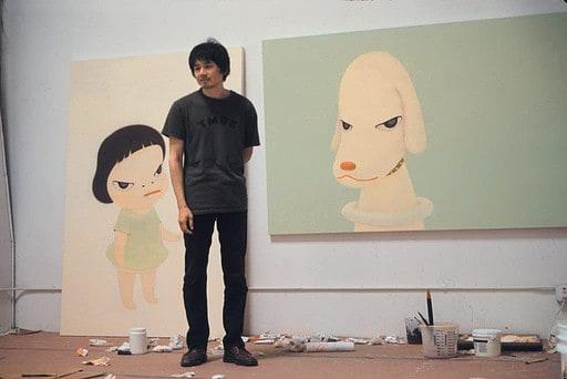 Modern artists