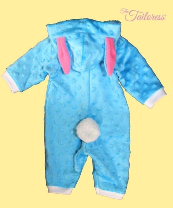 The Tailoress PDF Sewing Patterns - Children's Bunny - Playsuit Costume Pyjama PDF Pattern