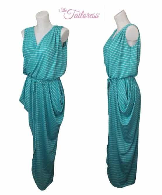 The Tailoress PDF Sewing Patterns - Valentina Dress PDF Sewing Pattern