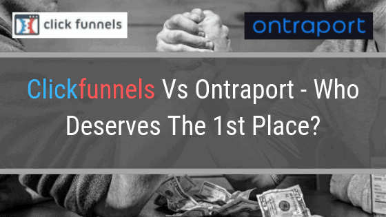 7 Simple Techniques For Clickfunnels Vs Ontraport