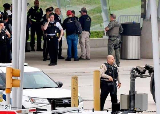 Un policía muerto en ataque a metros del Pentágono