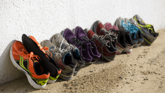 best exercise shoes