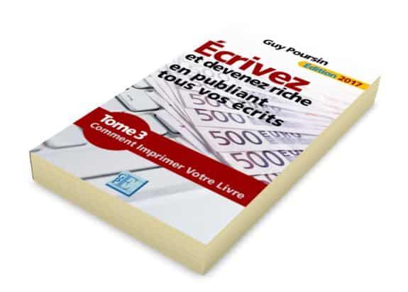 Comment imprimer votre livre d'auteur à succès