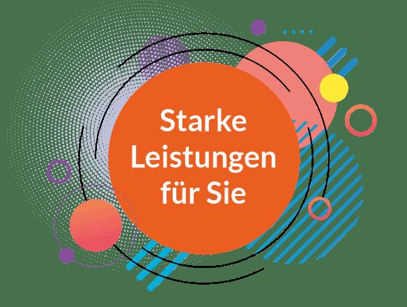 Reklame Bremen Starke Leistung Grafik