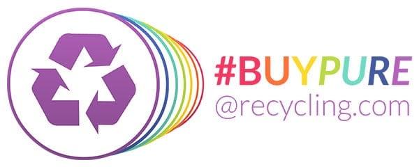 hashtag-buypure-at-recyclingcom