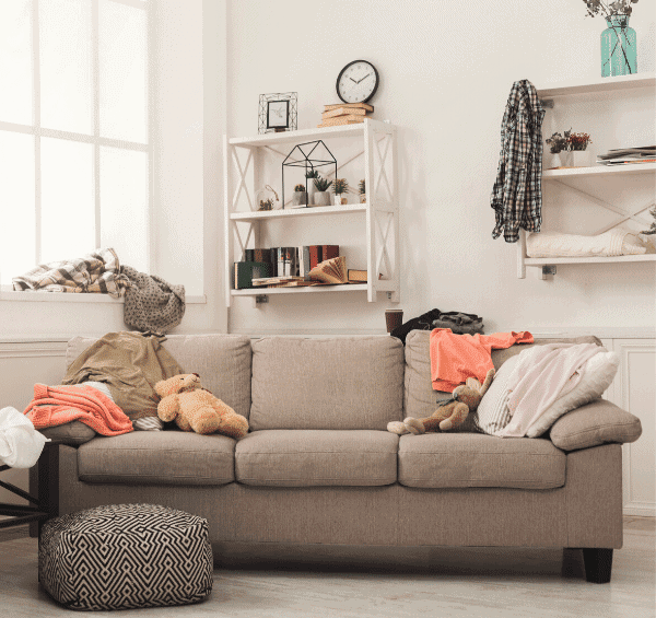 The Biggest Organizing Mistakes People Make