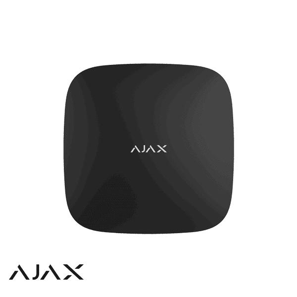 AJAX Centrale HUB 2 Plus ZWART 2X GSM LAN EN Wifi