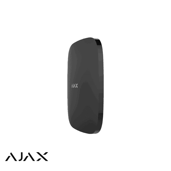 AJAX Hub plus zwart