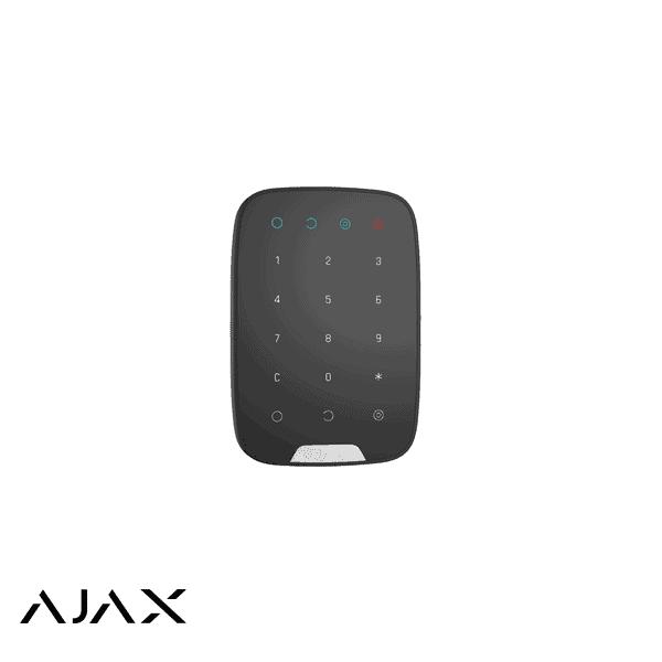 Ajax draadloos bedienpaneel zwart