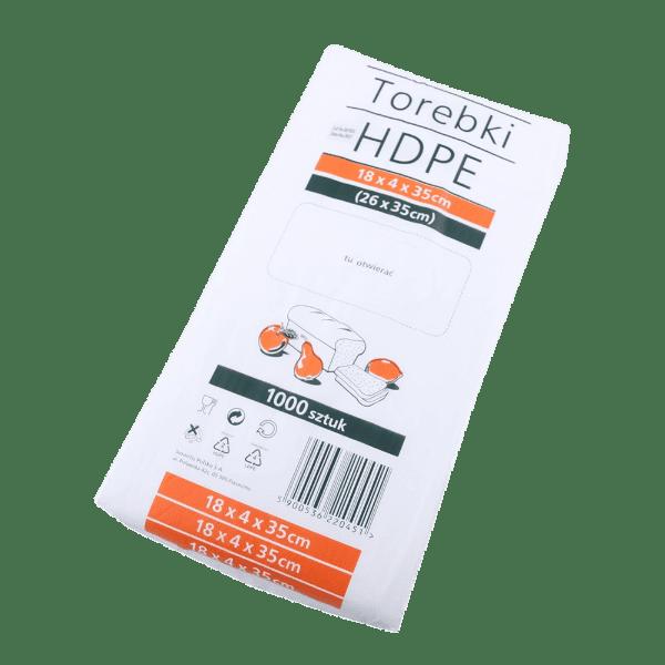 woreczki HDPE