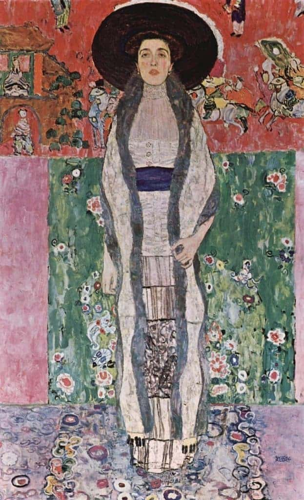 most expensive paintings, 2016, Klimt