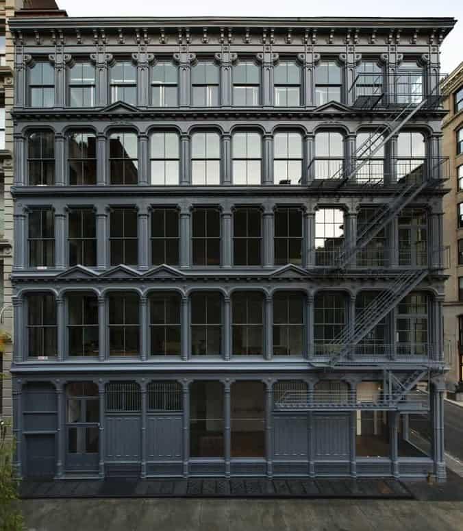 The Soho building 101 Spring Street