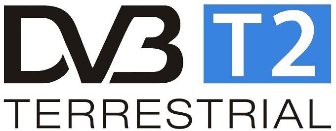 TDT-2 DVB-T2 logo