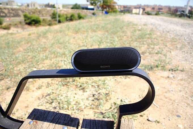 Sony SRS-XB20 altavoz portátil bluetooth