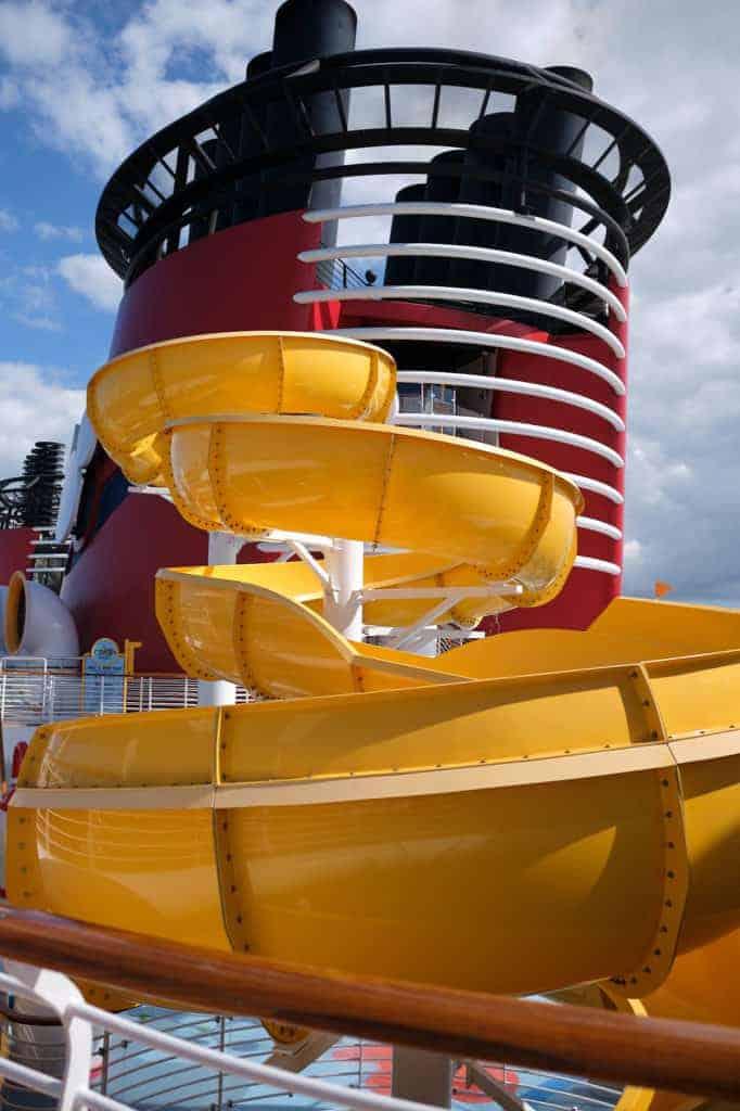 Twist 'n Spout Disney Wonder Port of San Juan to New Orleans