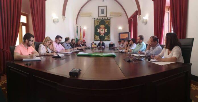 Pleno Municipal de Lora del Río