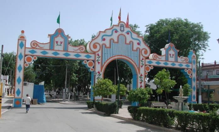 Portada Feria de Lora del Río