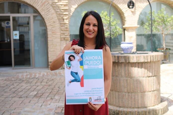 La concejal-delegada de Priorato, Marisol Díaz Funes