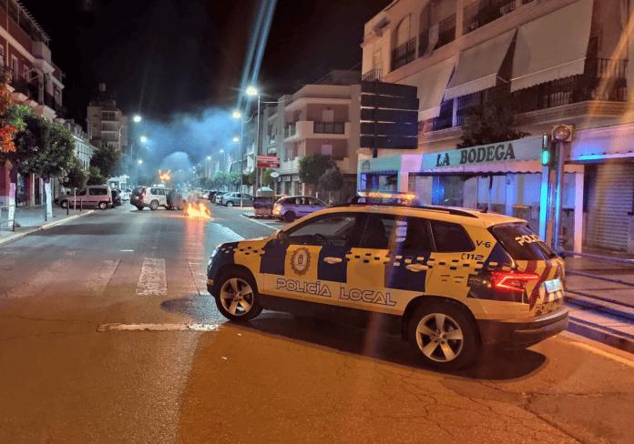 Operativo policia local