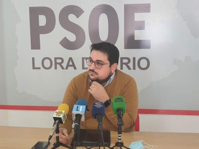Fran Carrasco - Portavoz del PSOE