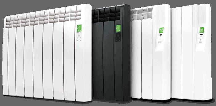 Rointe radiator range