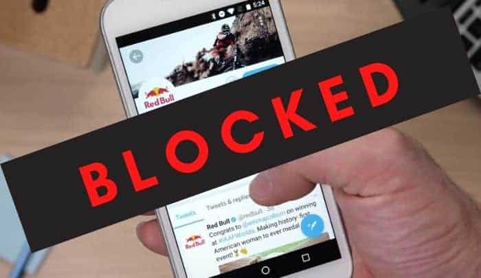 Who blocked me on Twitter? How to find out if a Twitter account has blocked you