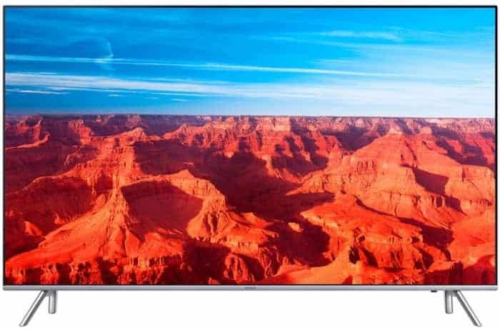Samsung MU7005 HDR 1000