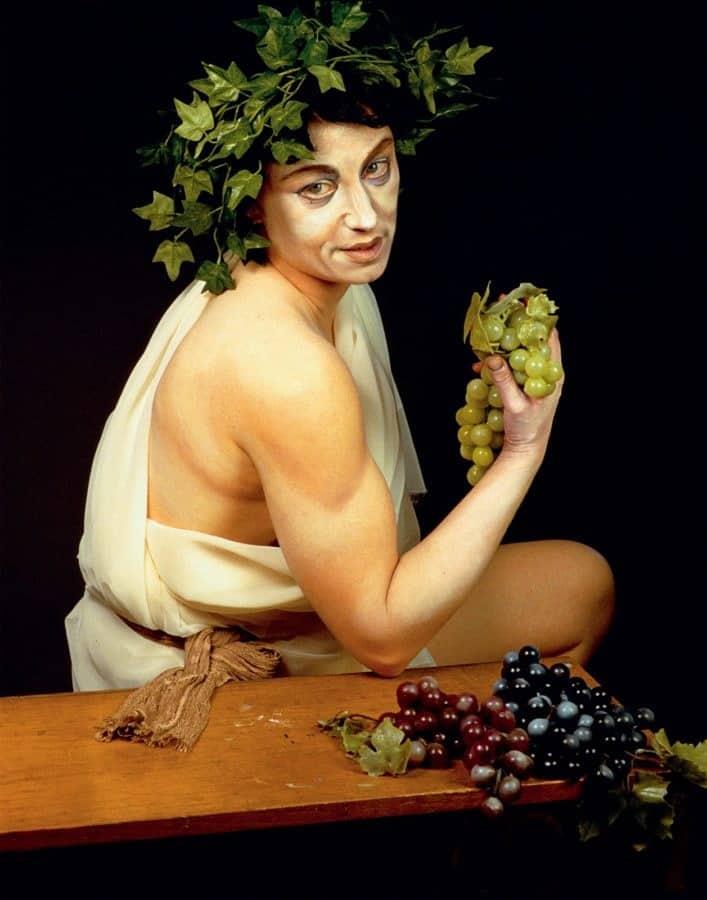 appropriation. Cindy Sherman, Untitled #224, 1990.