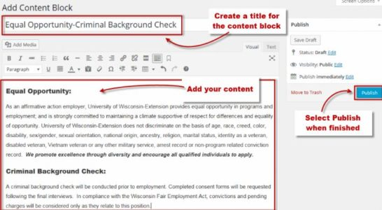 Maintain Essential and Powerful Blog Design Rules Before Content Creation in 2020