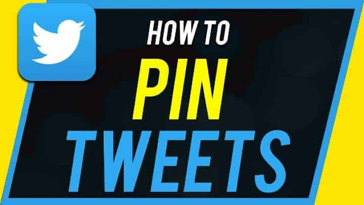 How to Pin a Tweet on Twitter on Desktop or Mobile