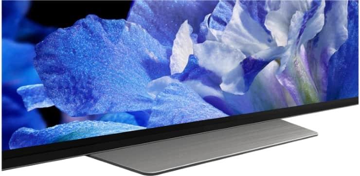 Diseño Sony AF8 OLED