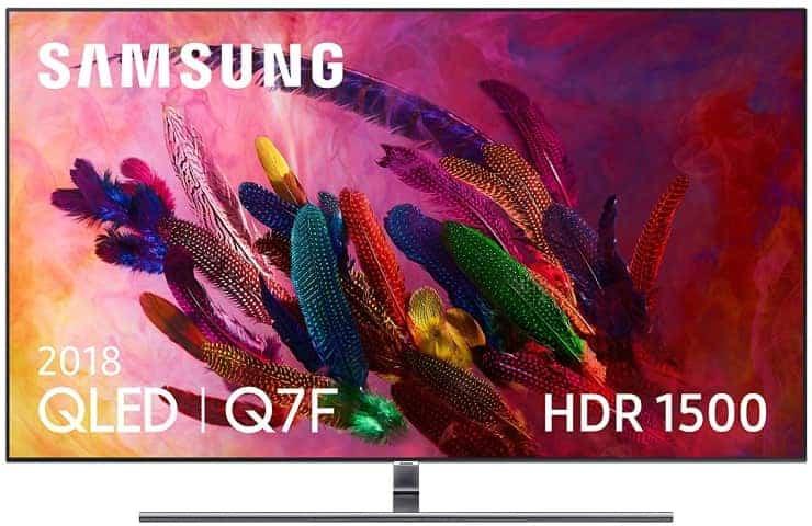 Samsung QLED Q7FN HDR 1500