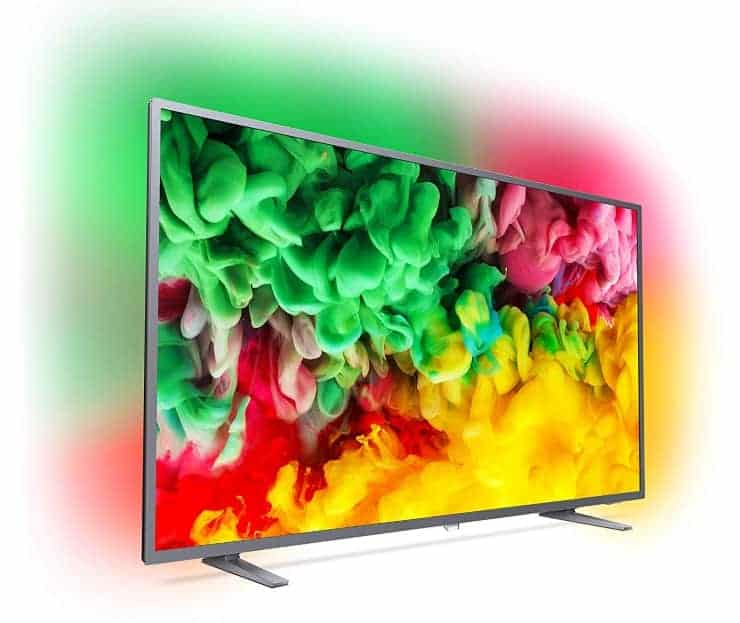 TV Philips PUS6703/12 Ambilight 3 lados