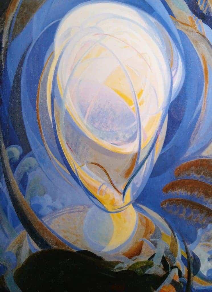 Agnes Pelton art