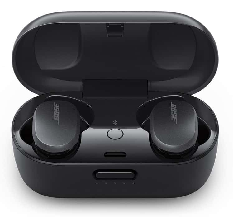 Estuche de carga Bose QuietComfort Earbuds