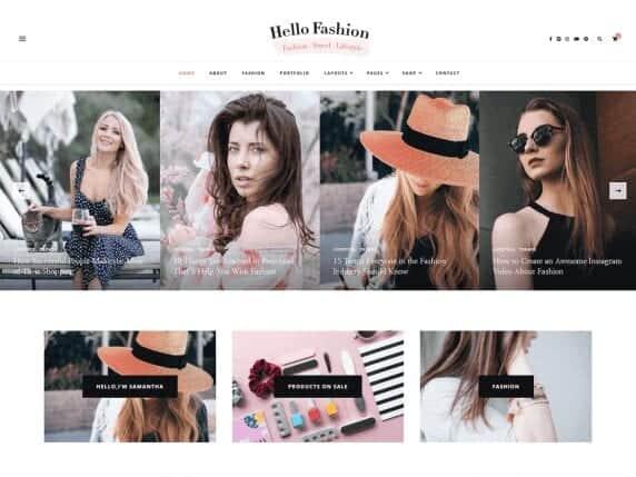 hello fashion blog for fashion