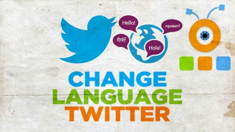 How to Change Twitter Language on Mobile and PC