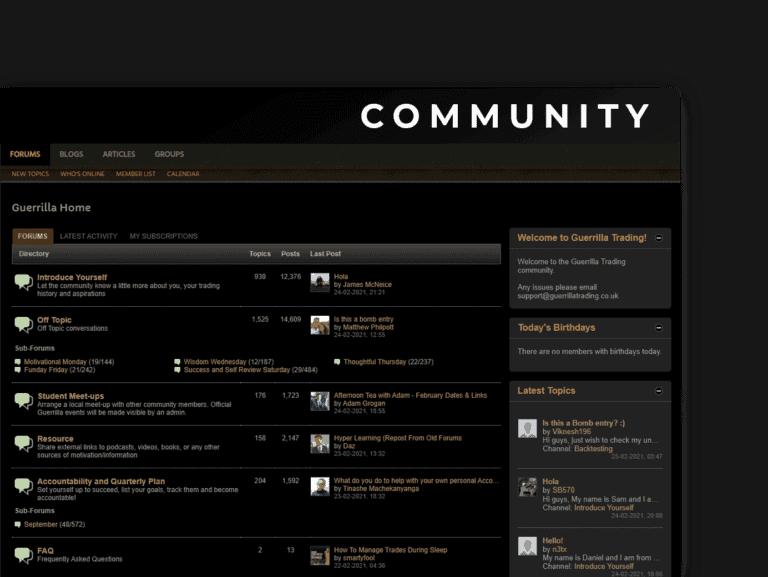Global Forex Community