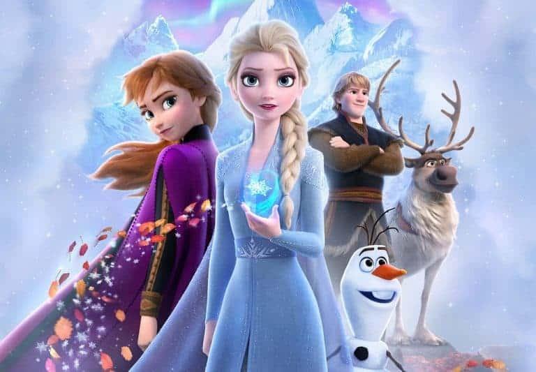 アナと雪の女王2-歌詞-イントゥ・ジ・アンノウン-英日対照